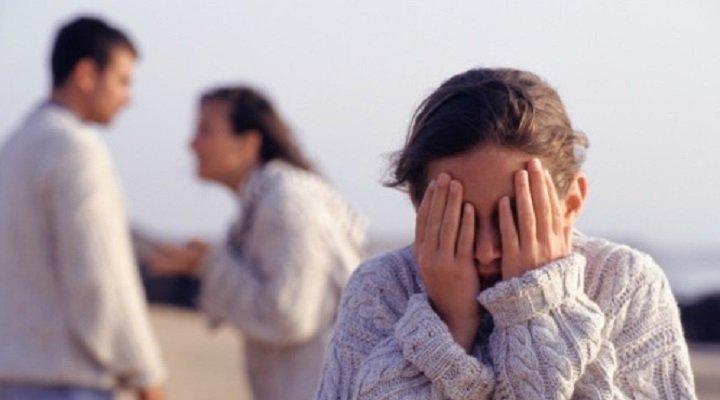 父母吵架对孩子的长远影响