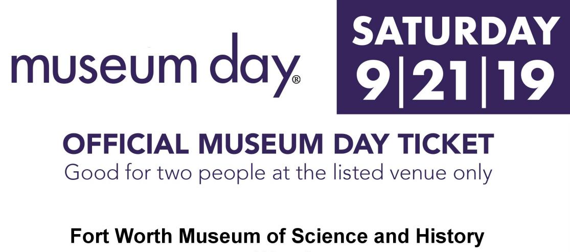 博物馆免费日