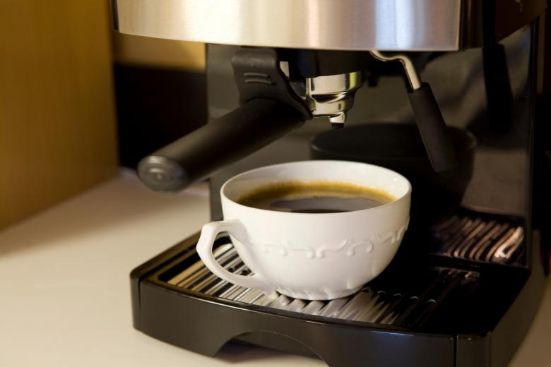意大利咖啡机