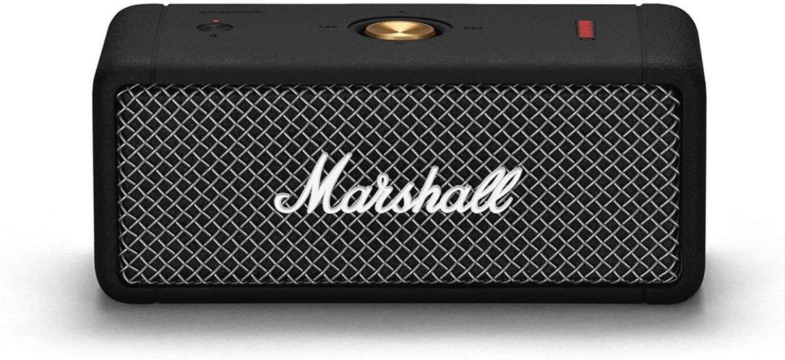 Marshall Emberton Portable Bluetooth Speaker 蓝牙音箱