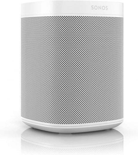Sonos One (Gen 2) - Voice Controlled Smart Speaker 蓝牙音箱