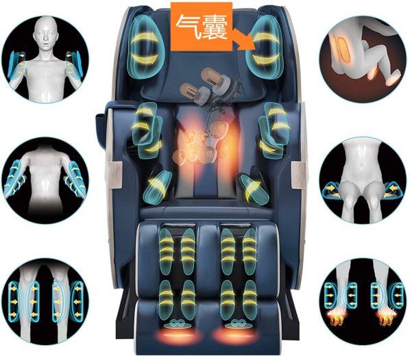 American Massage Chairs