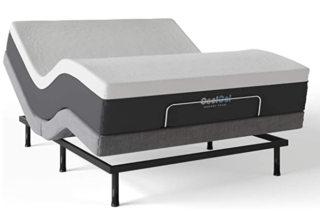 可调节床垫