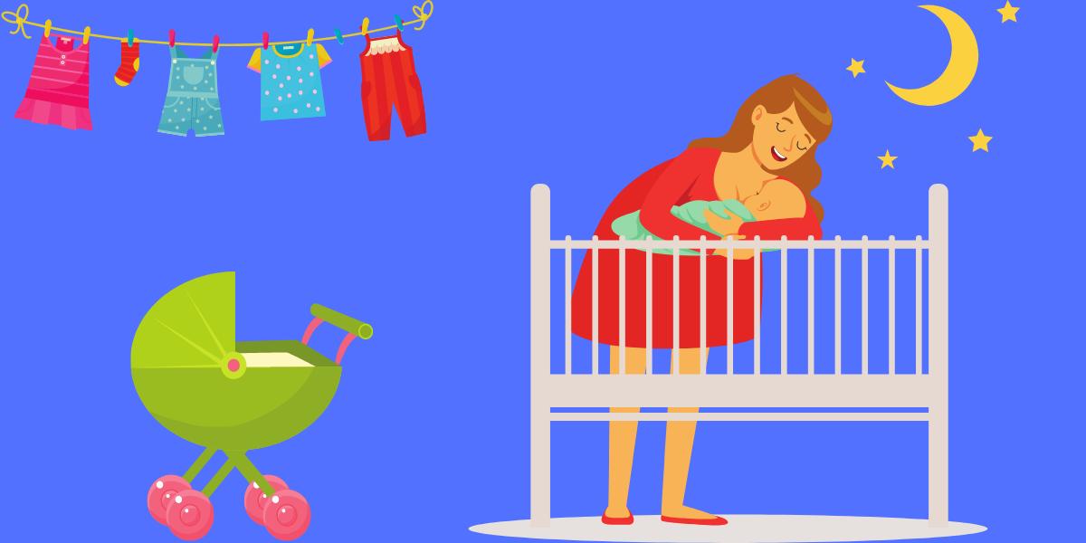 婴儿床推荐