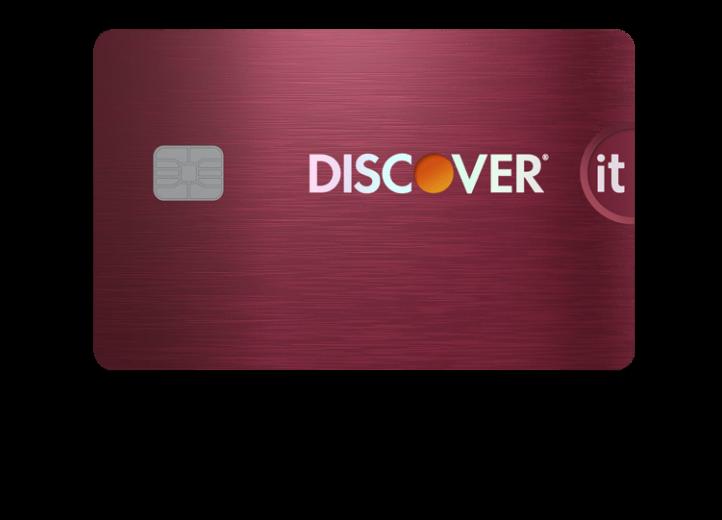 Discover it® Cash Back信用卡