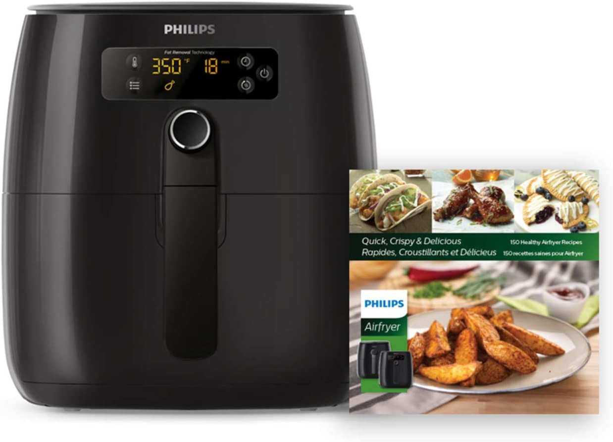 Philips-HD9741-空气炸锅