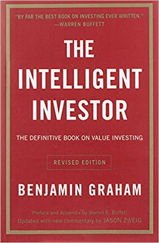The Intelligent Investor Rev Ed The Definitive Book on Value Investing