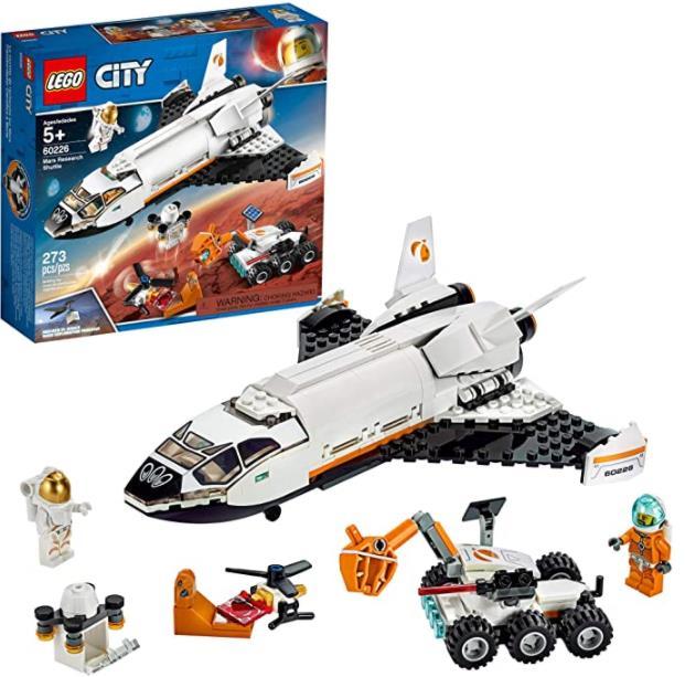 Lego航天飞机模型