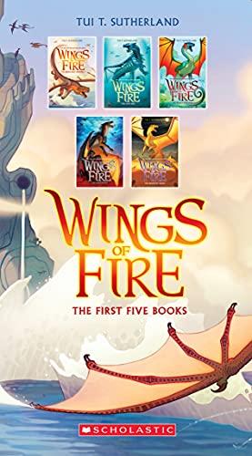 Wings of Fire Boxset